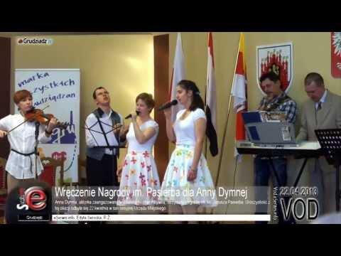 Spotkanie Anny Dymnej z uczniami I LO w Grudziądzu