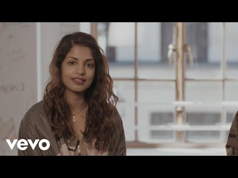 Video Commentary with M.I.A. - Vevo UK