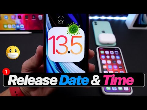 iOS 13.5 Final Version Expected Release Date & Time - Review