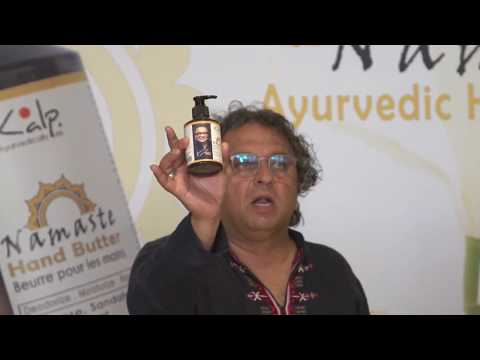 Kalp Vij's Namaste Hand Butter Launch June 30 2017