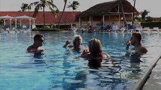 السياحة لا تزال مزدهرة في كوبا رغم الاعصار ايرما وتحذيرات ترامب -