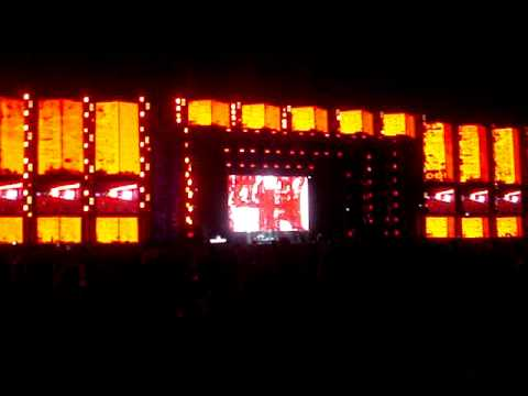 Duran Duran - Hungry Like A Wolf  Live @ UMF - 3/25/11