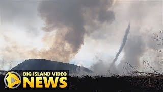 Hawaii Volcano Eruption Update - Friday Morning (July 13, 2018)