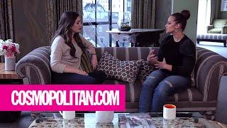 Dascha Polanco on Unexpected Pregnancy | Cosmopolitan