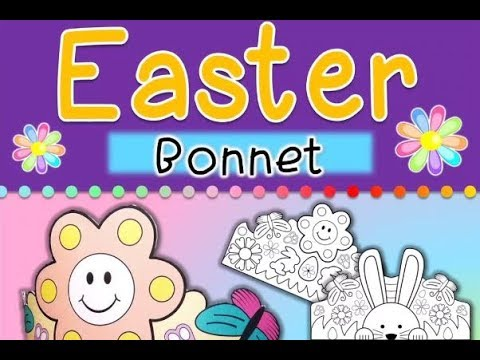 video Easter Bonnet