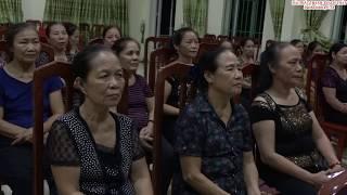 Hội nghị tuyên truyền kiến thức văn hoá ứng xử cho phụ nữ kinh doanh và phòng chống bạo lực gia đình