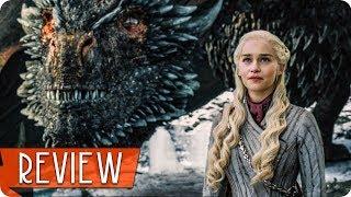 GAME OF THRONES Staffel 8 Kritik Review (mit Spoilern 2019)