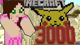 Minecraft: PIKACHU 3000!! - Tropical Vacation - Custom Map [5]