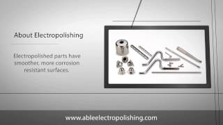 Electropolishing Services