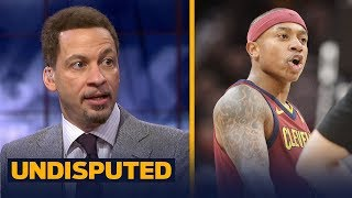 Chris Broussard reacts to Isaiah Thomas issues with Kevin Love in Cleveland | UNDISPUTED