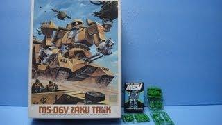 103 1/144   ザクタンク 『機動戦士ガンダムMSV』