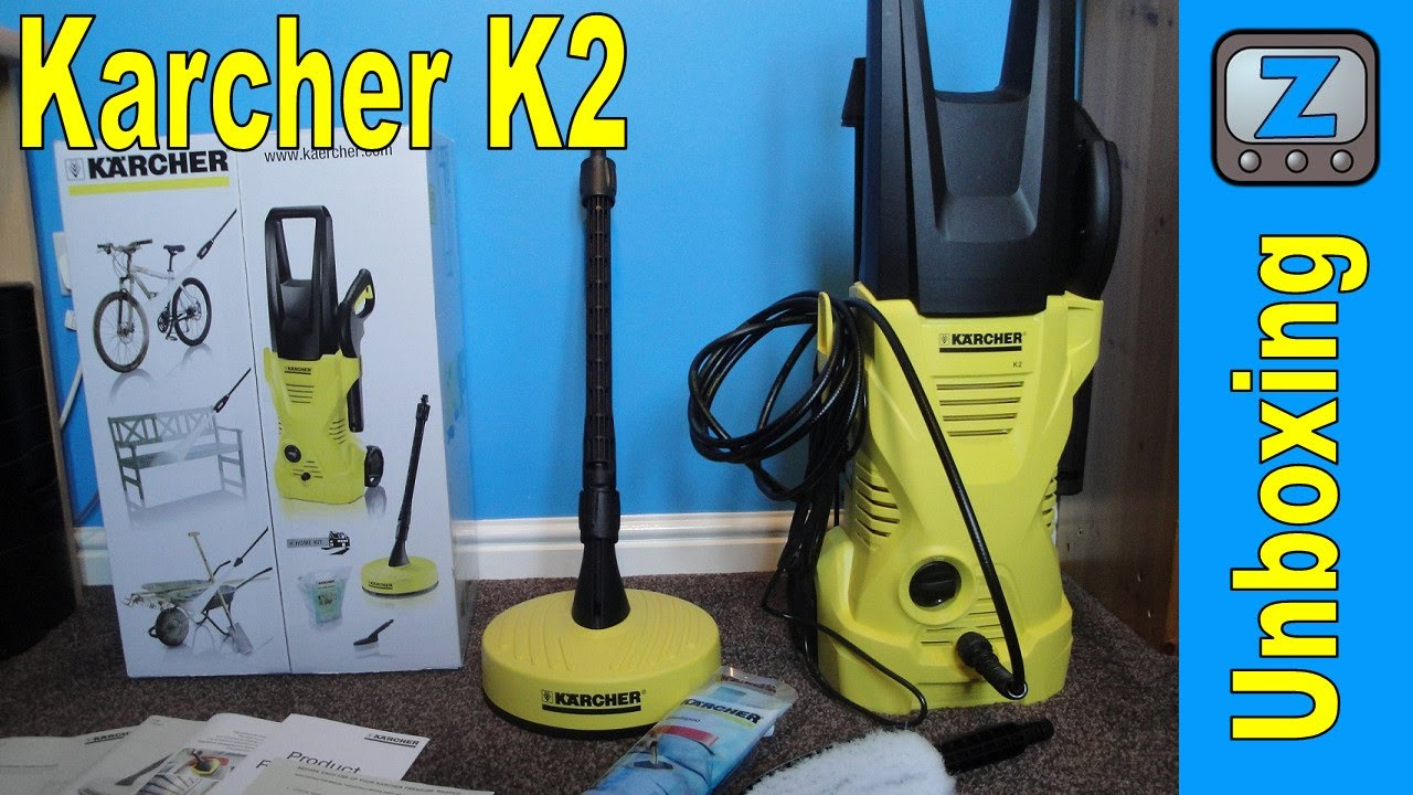 Car Washer Karcher K2 Home And Car Pressure Washer Review
