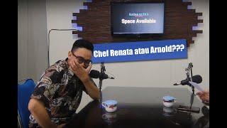 Challenge Jawab Cepat Bareng Isman Masterchef Indonesia [NGOBROL HEPI Part 2]