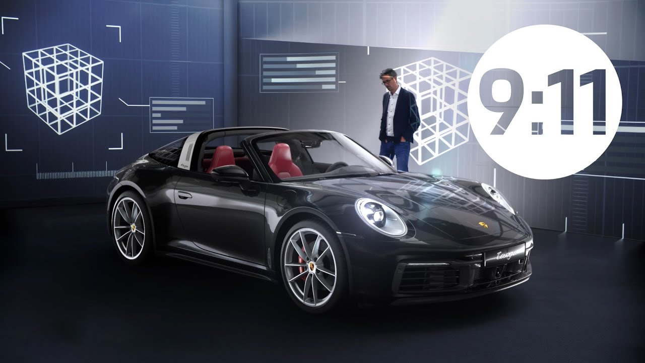 全新保时捷 911 Targa 线上发布会(YouTube)