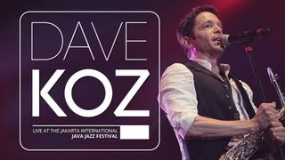 "Dave Koz ""Together Again"" Live at Java Jazz Festival 2012"
