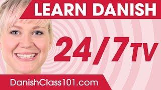 Learn Danish 24/7 with DanishClass101 TV