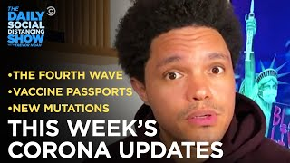 This Week's Coronavirus Updates - Week of 4/5/21 | The Daily Social Distancing Show