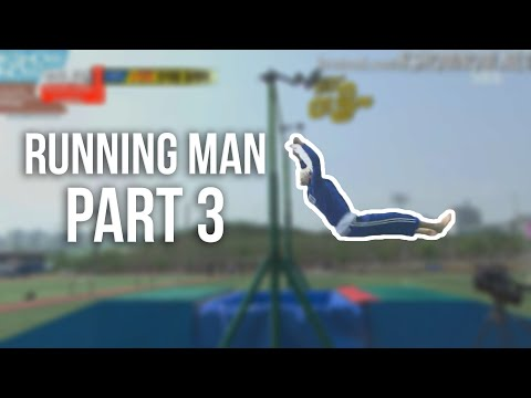 Running Man Funny Moments - Part 3