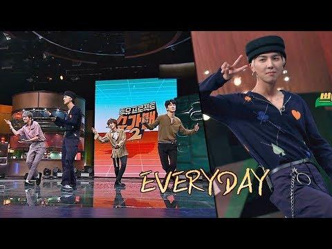 차트 올 킬(!) 절도 있는 위너(WINNER)의 'EVERYDAY'♬ 투유 프로젝트 - 슈가맨2(Sugarman2) 16회