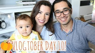 INTIMACY AFTER BABY, BREAKING UP: QUESTIONS WE'VE NEVER ANSWERED | Vlogtober Day 10! | Hayley Paige