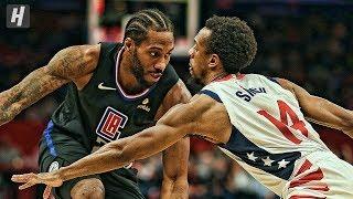 Los Angeles Clippers vs Washington Wizards - Full Game Highlights | December 8 | 2019-20 NBA Season