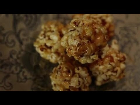 Snack Attack Firangi Twist - Popcorn Laddoo
