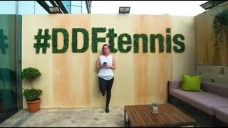 DDFTennis Social Show - Behind The Scenes with the Players