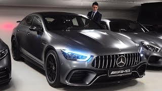 2019 Mercedes AMG GT 4 Door Coupe | GT63S FULL Review 4MATIC + Sound Exhaust Interior Exterior