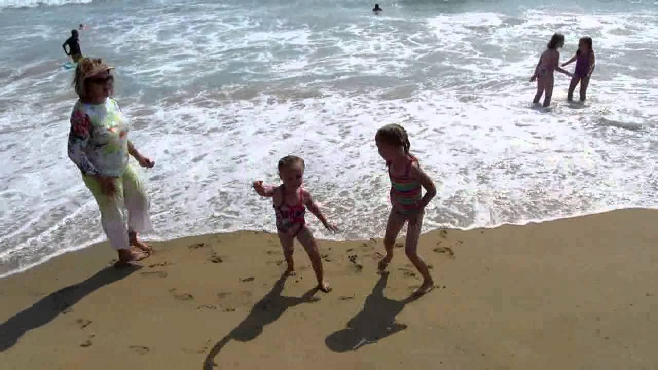 Naked family fun