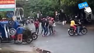 SIKIP Tv   Hai Nhóm Giang Hồ (Êđê Cữ'Mgar) Đánh Nhau Như Phim