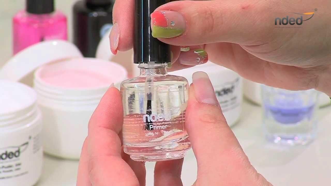 acryln gel selber machen nagelmodellage mit acryl youtube. Black Bedroom Furniture Sets. Home Design Ideas