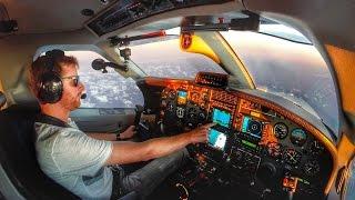 Flight VLOG - Flying Single Pilot IFR