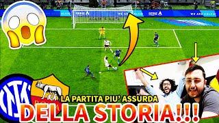 😱 La PARTITA più ASSURDA della STORIA del CALCIO‼️ INTER-ROMA [PES 2021]