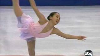 Mao Asada - 2006 SA  SP +Interview (ESPN)