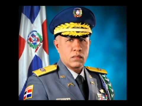 Funcionarios y ex jefes de la Policía Nacional...