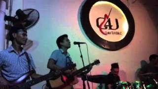 You're my heart, you're my soul cực phiêu - Cường Lê singer - G4U Cafe (6-11-15)