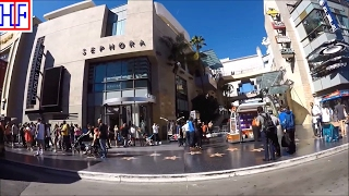 Los Angeles (LA) | Sunset Strip and Hollywood Boulevard | Tourist Attractions | Episode# 8