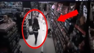 5 People With Superpowers Caught On Tape