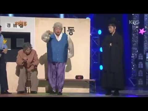 "[HIT] 개그콘서트-김태원 ""죽겠네"" 말조심…""저승사자 내꺼네?"".20150208"