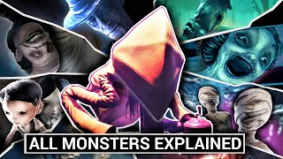 All Monsters in Little Nightmares 2 Explained