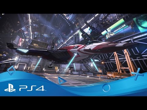 Elite: Dangerous | Annonseringstrailer | PS4
