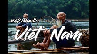 EDM gây sốt 2019 | Clip  45 ngày du lịch Việt Nam  đẹp mê hồn dưới ống kính của 2 chàng Tây