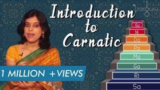 Introduction to Carnatic Music   VoxGuru