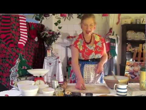 """Comme ça"" in the kitchen with Muriel as she counts down to Christmas"