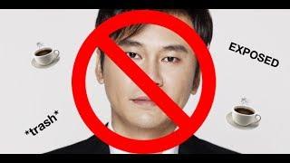 exposing YG for FILTH (yang hyun suk exposed)