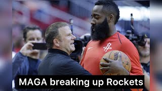Rockets owner a Trump supporter and why Harden and Westbrook want out