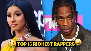 Top 15 Richest Rappers of 2019