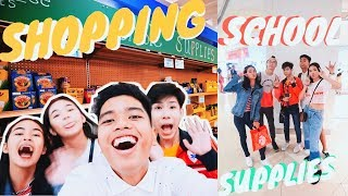 TARA! SHOPPING NG SCHOOL SUPPLIES FOR BACK-TO-SCHOOL 2018 | PHILIPPINES