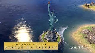 Civilization VI: Rise and Fall - Statua della Libertà