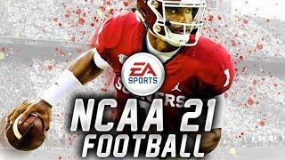 EA Sports NCAA Football 21 Latest Update!